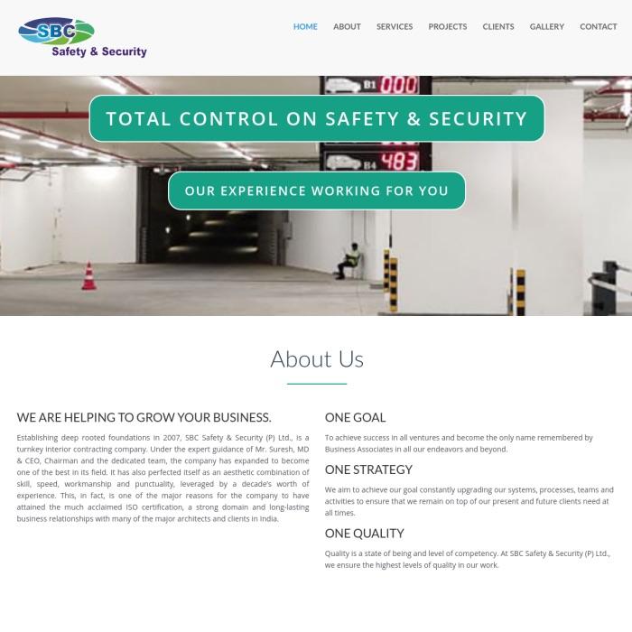 SBC Controls