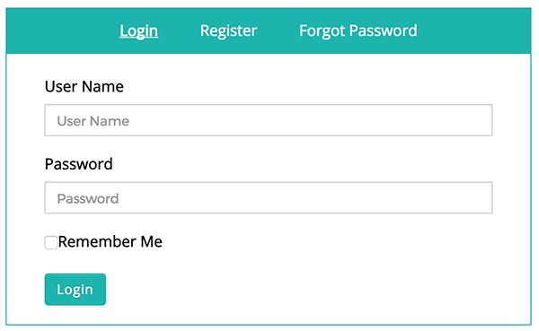 How to create custom login for Frontend Dashboard WordPress Plugin