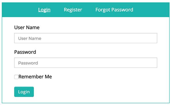 How to create custom login for Frontend Dashboard WordPress Plugin