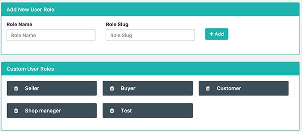 How to Create Custom User Role in Frontend Dashboard WordPress Plugin